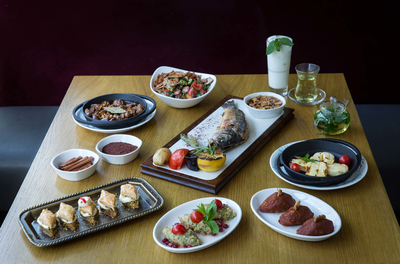 meze, authentic, Lebanese restaurant, Lebanese cuisine, Lebanese food, delivery, London, UK, abdelwahab.co.uk