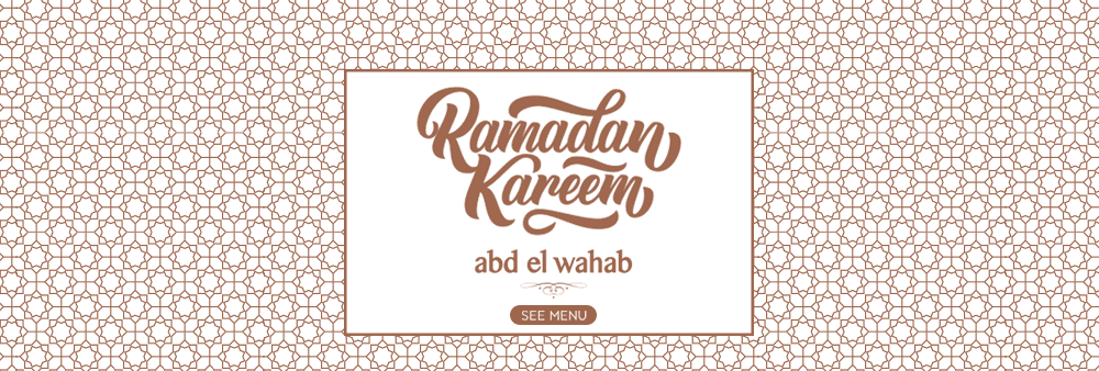 ramadan menu, abd el wahab, Lebanese cuisine, Lebanese food, London, Belgravia, UK, delivery, abdelwahab.co.uk